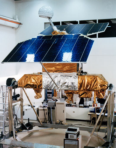 SAGE II Launches aboard the Earth Radiation Budget Satellite