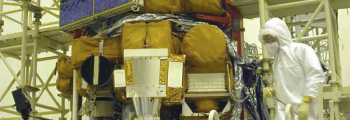 SAGE III Launches from Kazakhstan aboard Метеор-3М spacecraft
