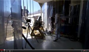SAGE III Sun Look Test Video