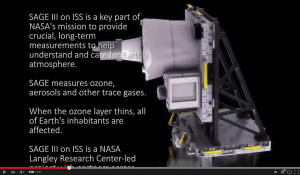 SAGE III/ISS Overview Video